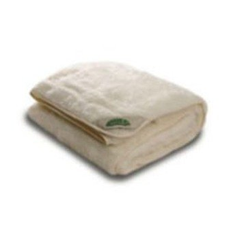Natura Wool on Top Mattress Pad