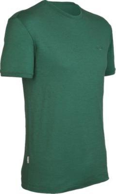 Icebreaker Men's Tech T Lite T-Shirt, Medium, Cypress