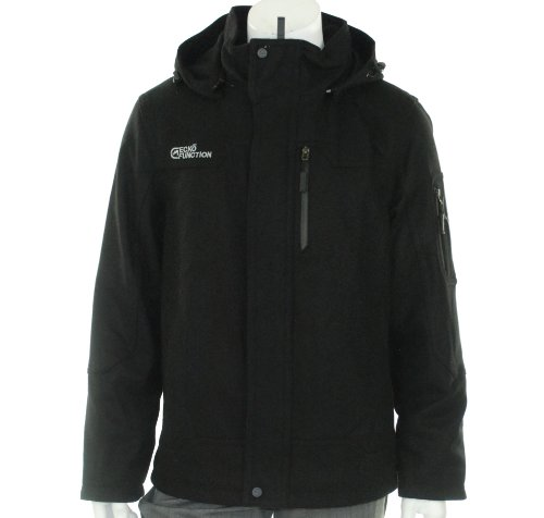 Ecko Wool Jacket Black L