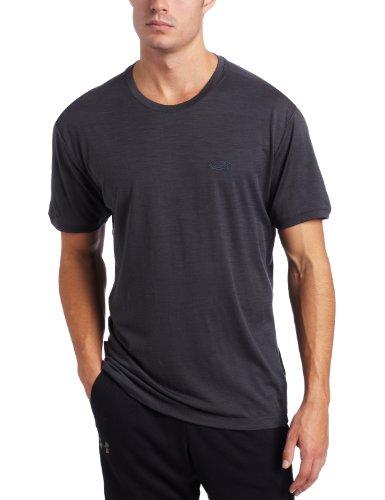 Icebreaker Men's Tech T Lite T-Shirt, Monsoon, Large