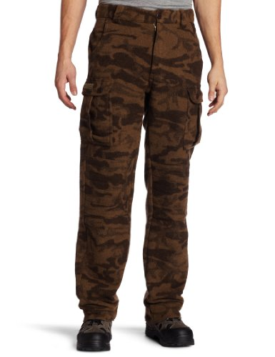 Columbia Men's Gallatin Range Wool Pant,BROWN WOOL CAMO,32