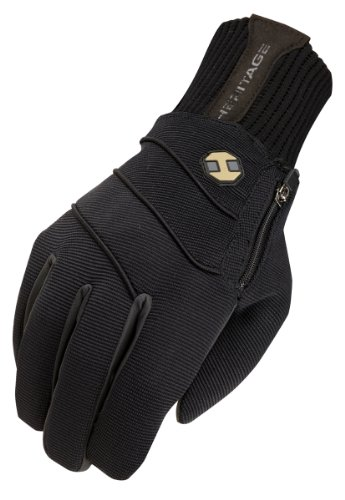 Heritage Extreme Winter Glove, Black, Size 6