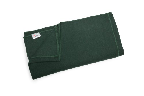 Manduka Soft and Supportive Wool Blanket, Thrive