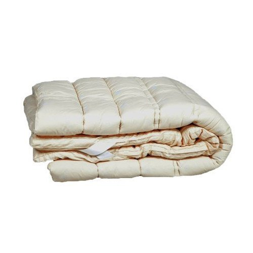 Sleep & Beyond 0.5\'\' Washable Wool Mattress Pad