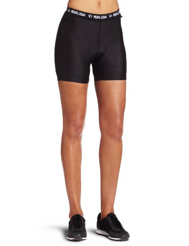 Pearl Izumi Women's Liner Short,Black,Medium