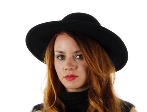 Made Famous By Taylor Wool Hat Hat Colors: Black