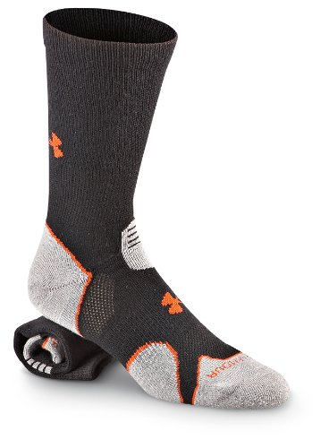 Under Armour Men's Hitch Lite Cushion Boot Sock