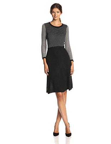 Jax Women's Long-Sleeve Sweater Dress