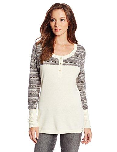 Woolrich Women's Avalanche Henley Sweater