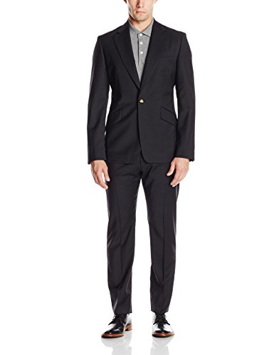 Vivienne Westwood Men's Classic Suiting Wool Slim Fit James Suit