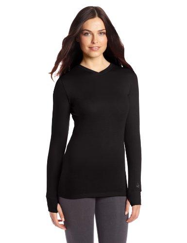 Cuddl Duds Women's Base Layer Long Sleeve Shirt