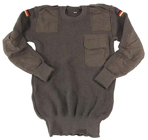 German Army (Bundeswehr) Pullover Sweater – GER 48 USA 38