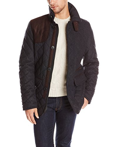 Vince Camuto Men's Lux Quilted Jacket