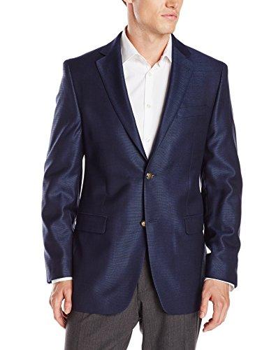 Donald Trump Men's Two Button Side Vent Tic Sport Coat