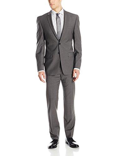 DKNY Men's Driver Modern-Fit Two-Piece Suit
