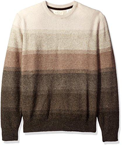 Weatherproof Vintage Men's Shetlen Wool Ombre Crew Sweater