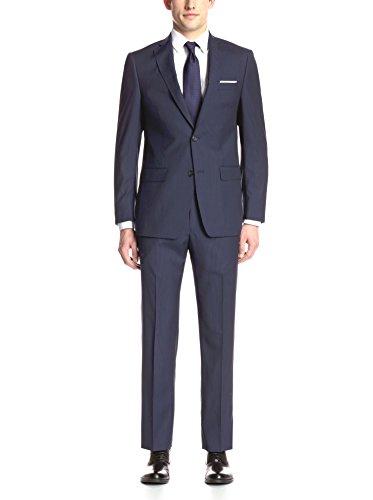 Franklin Tailored Men's Pinstripe Suit