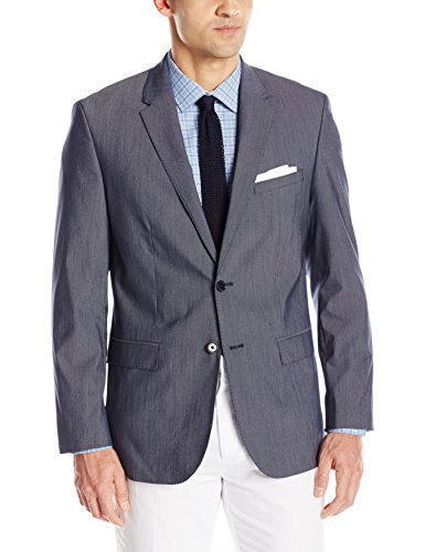 Calvin Klein Men's Pv Traveler Jacket ( , Navy Blazer, 2X-Large/Regular