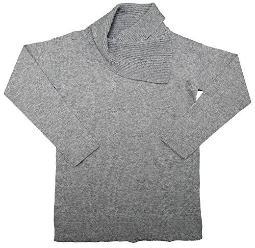Celeste Ladies Size Small/Petite Cowl Neck Sweater Quicksilver