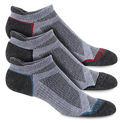 Omni Wool Endurance Pro No Show (Medium)